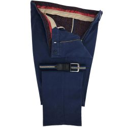 Zazzi Blue Men's Trousers