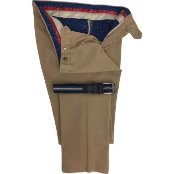 Zazzi Camel Men's Trousers